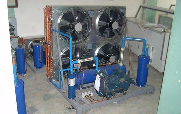 Sanayi Tipi Buzdolabı Servisi